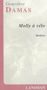 Molly à vélo
