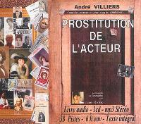 La prostitution de l'acteur