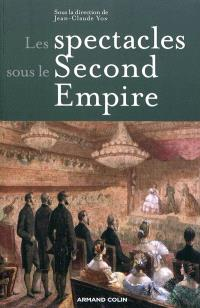 Les spectacles sous le second Empire