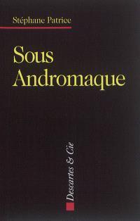 Sous Andromaque : la délicate posture d'Astyanax