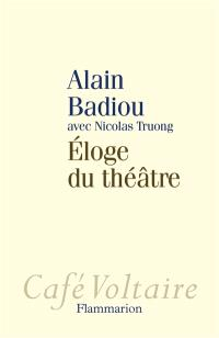 Eloge du théâtre