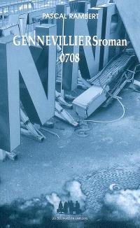 Gennevilliers roman 0708