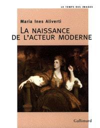 La naissance de l'acteur moderne : l'acteur et son portrait au XVIIIe siècle