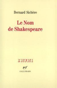 Le Nom de Shakespeare