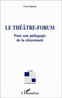 Le théâtre forum : pour une pédagogie de la citoyenneté