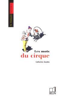 Les mots du cirque