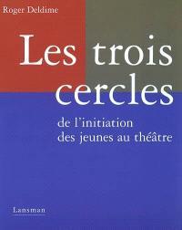 Les trois cercles de l'initiation des jeunes au théâtre