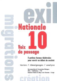 Nationale 10 : voix de passage