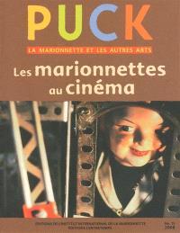 Puck. n° 15, Les marionnettes au cinéma
