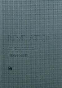 Révélations : théâtre et danse en Belgique francophone : 1968-2008 = Theatre and dance in French-speaking Belgium