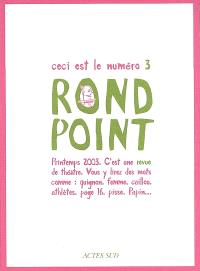 Rond-Point. n° 3