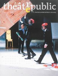 Théâtre-public. n° 212, Etats de la scène actuelle : 2012-2013