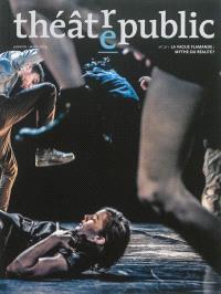 Théâtre-public. n° 211, La vague flamande : mythe ou réalité ?