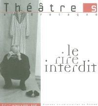 Théâtre(s) en Bretagne. n° 17, Le rire interdit