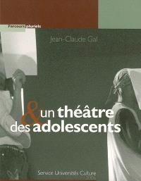 Un théâtre et des adolescents