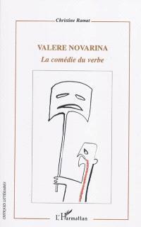 Valère Novarina : la comédie du verbe