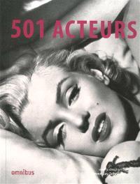 501 acteurs : de tous les pays par ordre chronologique : de George Arlisse à Natalie Portman