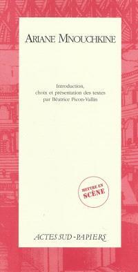 Ariane Mnouchkine