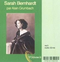 Sarah Bernahrdt