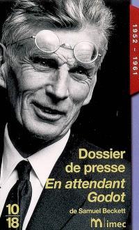 En attendant Godot de Samuel Beckett : 1952-1961