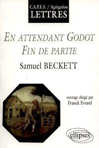 En attendant Godot, Fin de partie, Samuel Beckett