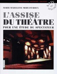 L'assise du théâtre : pour une étude du spectateur