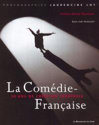 La Comédie-Française : 30 ans de création à travers la photographie