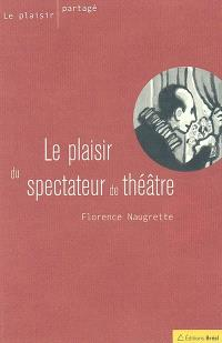 Le plaisir du spectateur de théâtre
