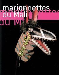 Marionnettes du Mali : masques et marionnettes du Théâtre Sogobo : exposition itinérante, France, 2007