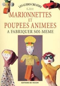 Marionnettes et poupées animées