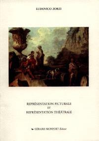 Représentation picturale et représentation théâtrale