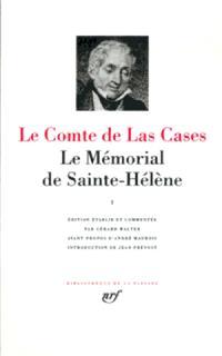 Le mémorial de Sainte-Hélène. Volume 1