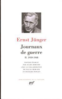 Journaux de guerre. Volume 2, 1939-1948