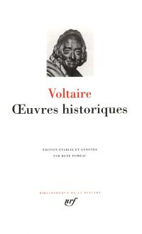 Oeuvres historiques; Histoire de Charles XII