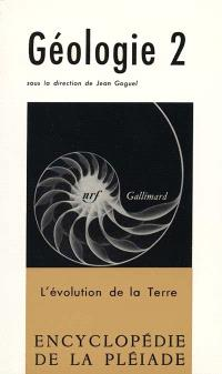 Géologie. Volume 2