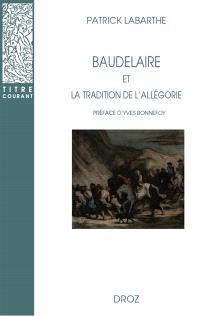Baudelaire et la tradition de l'allégorie