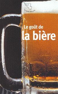 Le goût de la bière