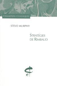 Stratégies de Rimbaud