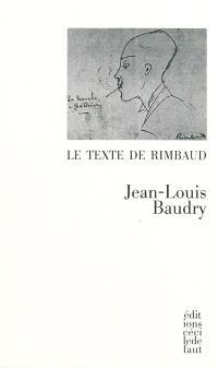 Le texte de Rimbaud
