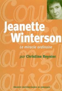 Jeanette Winterson : le miracle ordinaire