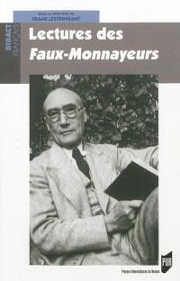 Lectures des Faux-monnayeurs