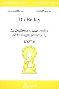 Du Bellay, La deffence et illustration de la langue françoyse, L'Olive