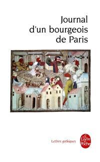 Journal d'un bourgeois de Paris : de 1405 à 1449