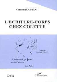 L'écriture-corps chez Colette