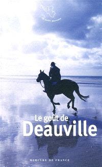 Le goût de Deauville