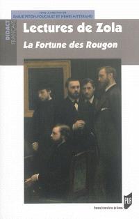 Lectures de Zola : La fortune des Rougon