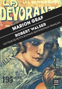 Robert Walser : lecteur de petits romans sentimentaux