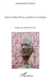 Saint-John Perse, poète et critique