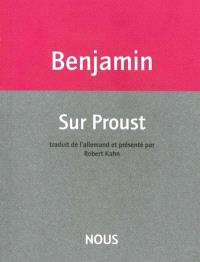 Sur Proust