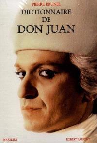 Dictionnaire de don Juan